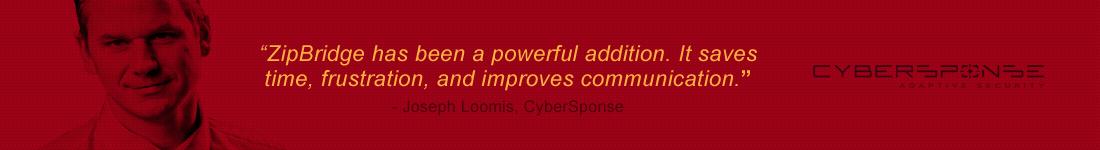 Joseph Loomis - CyberSponse